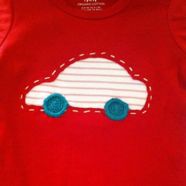 camiseta coche 020