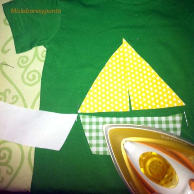Camiseta con barco 002