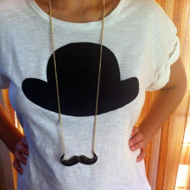 camiseta bombín 2