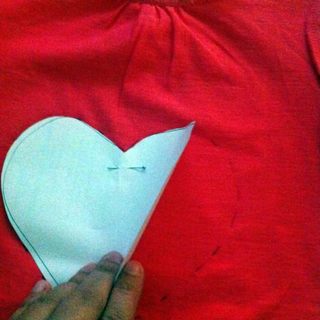 camiseta corazón 006