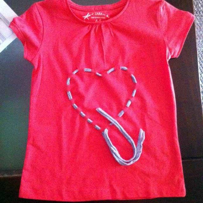 camiseta corazón 011