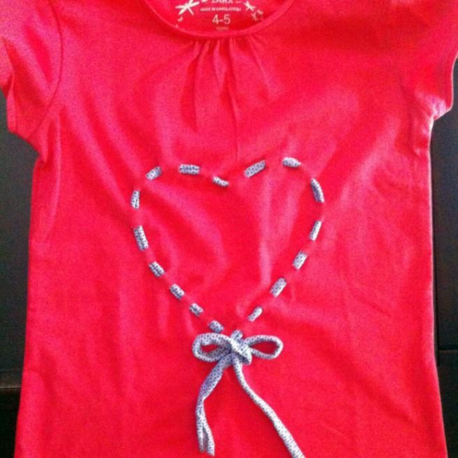 camiseta corazón 012