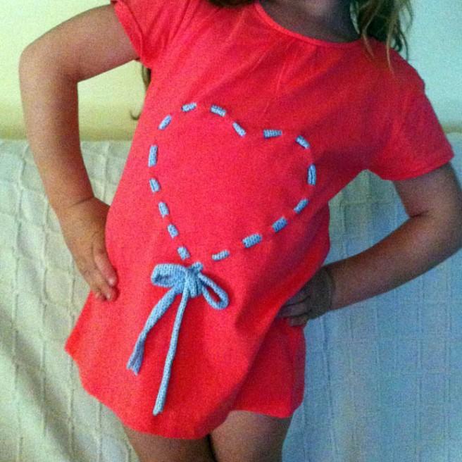 camiseta corazón 021