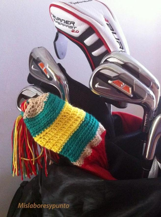 Funda palo de golf 033