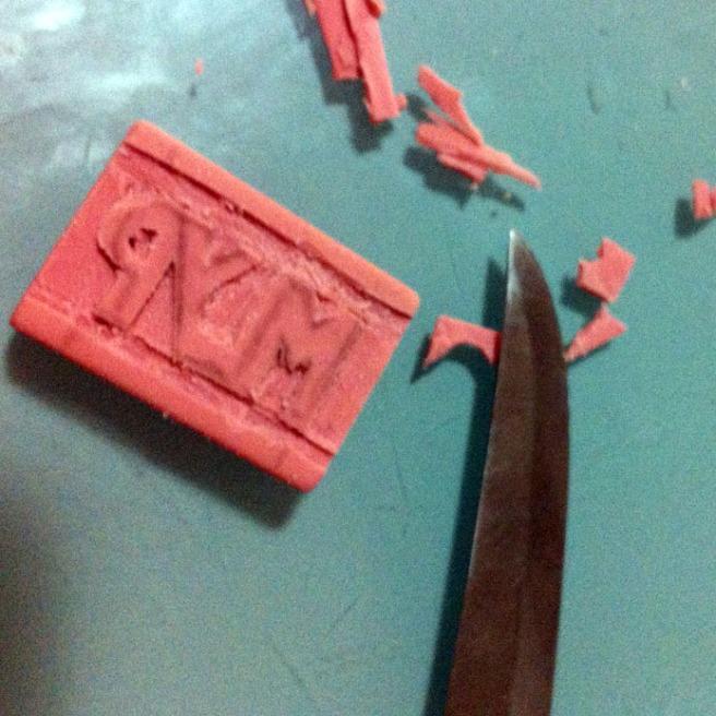 carvado de sellos 006
