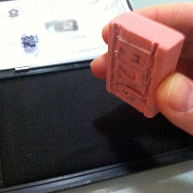 carvado de sellos 010