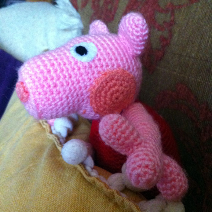 Patron Amigurumi Peppa Pig Grande : Peppa Pig Amigurumi Costura Y Ganchillo Tattoo Design Bild