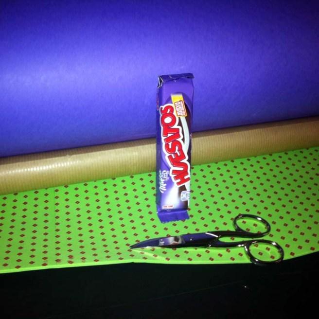 Aviones de chocolate 1