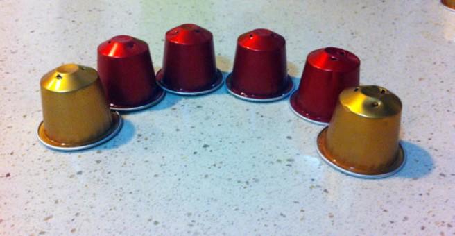 llavero cápsulas nespresso 002
