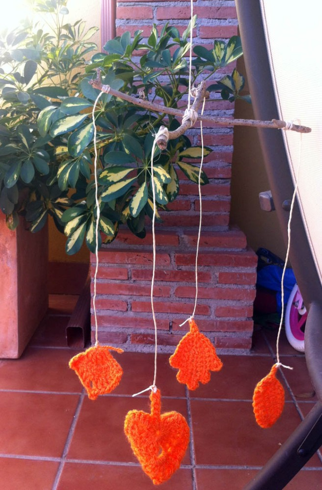 Móvil de otoño 012