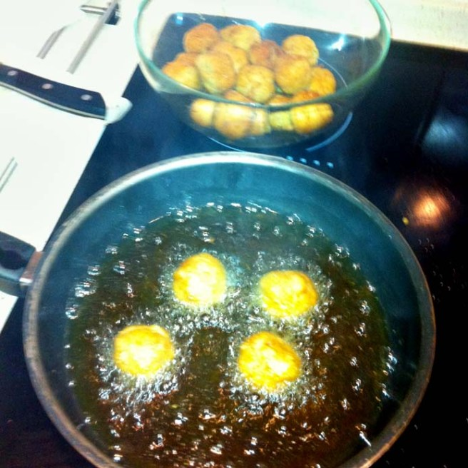 Albóndigas de pollo 6