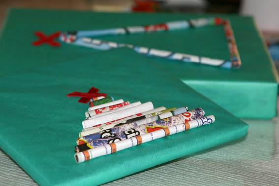 Adornos regalos 1