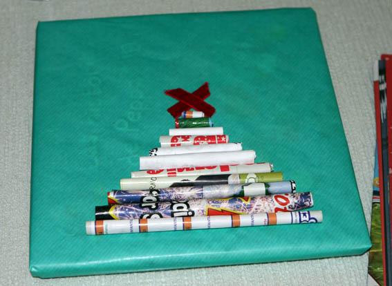 Adornos regalos 10