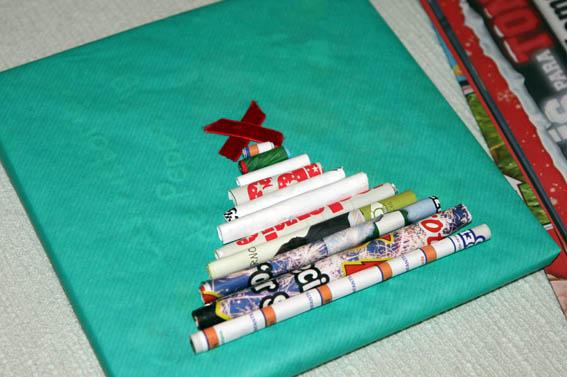 Adornos regalos 12