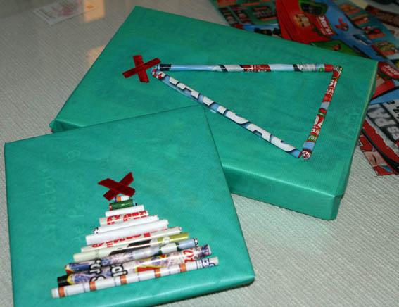 Adornos regalos 3