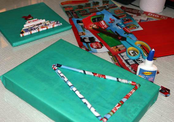 Adornos regalos 7