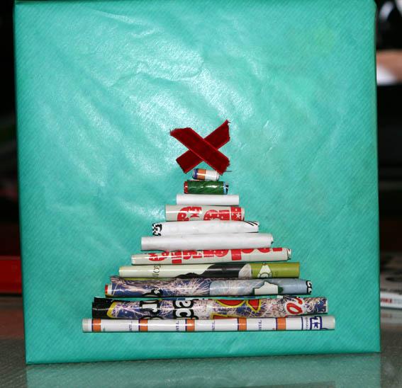Adornos regalos 9