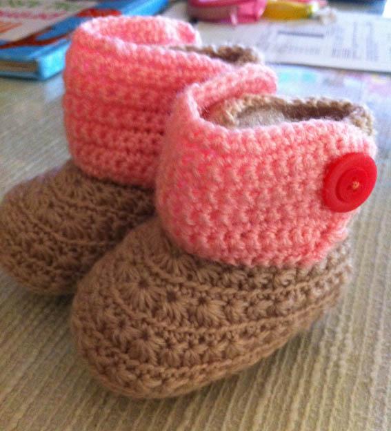 botas crochet 1