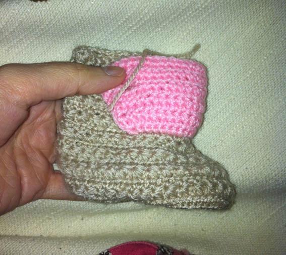 botas crochet 14