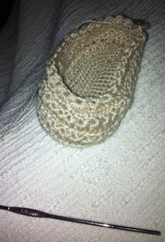 botas crochet 9