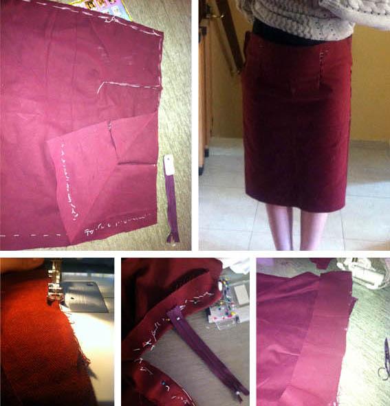 3 SAL falda