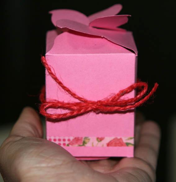 caja de flor 12