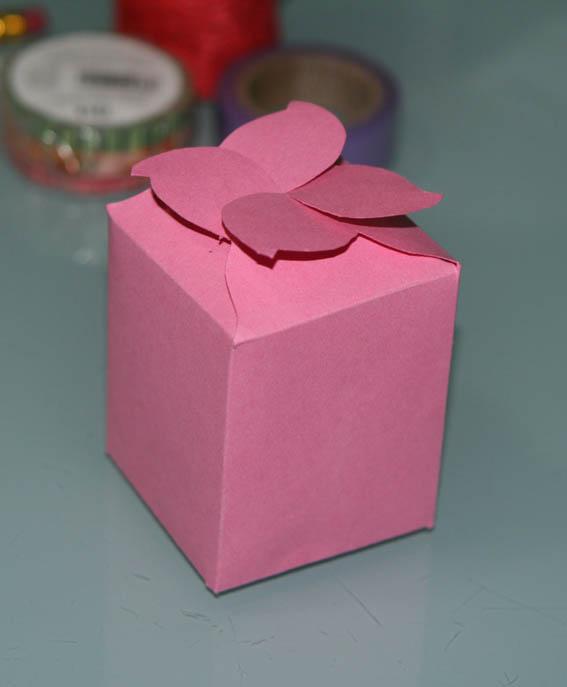 caja de flor 18