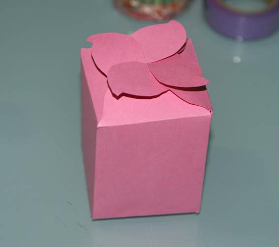 caja de flor 19