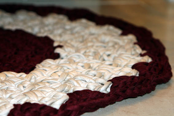 alfombra trapillo 30