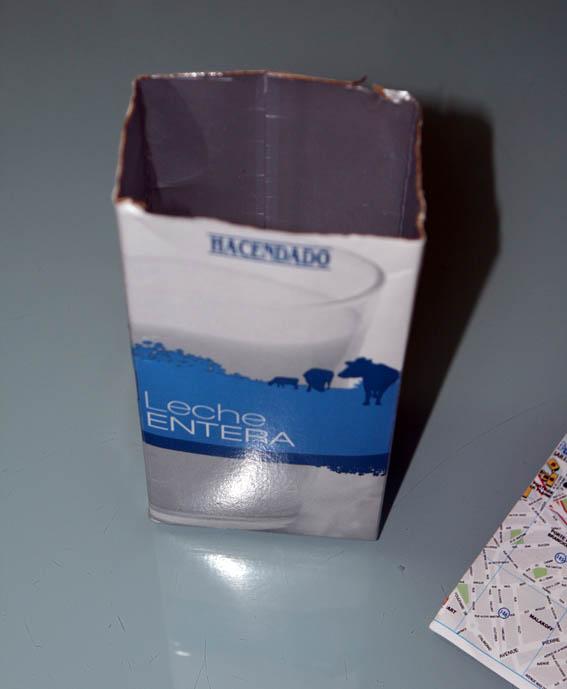 Bolsa tetrabrick 33