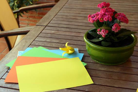 flores de papel 21