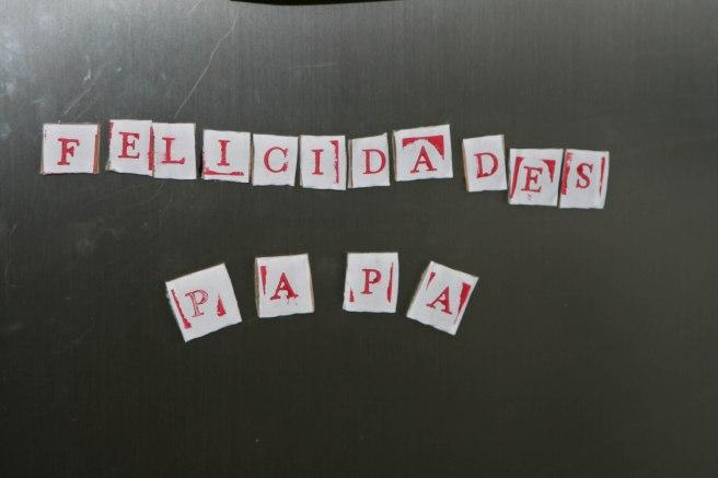 imán felicidades papa 11
