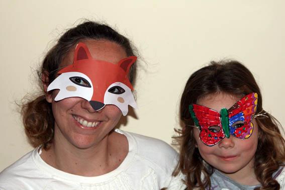 máscaras 32