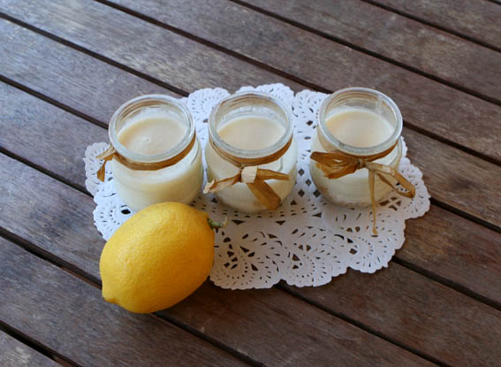 mousse de limón 4