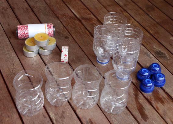 portavelas plástico 22