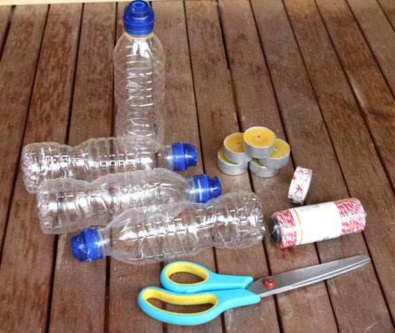 portavelas plástico 25
