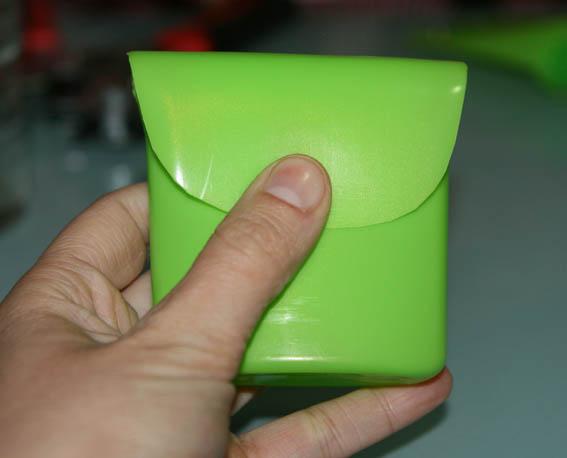 Mondero de plástico 14