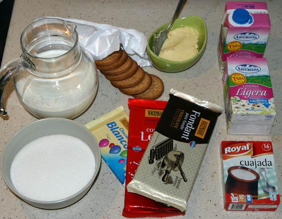 Tarta 3 chocolates 20