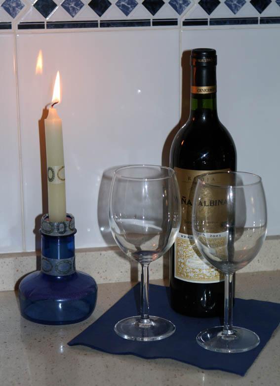candelabro botella de plástico 6 - copia