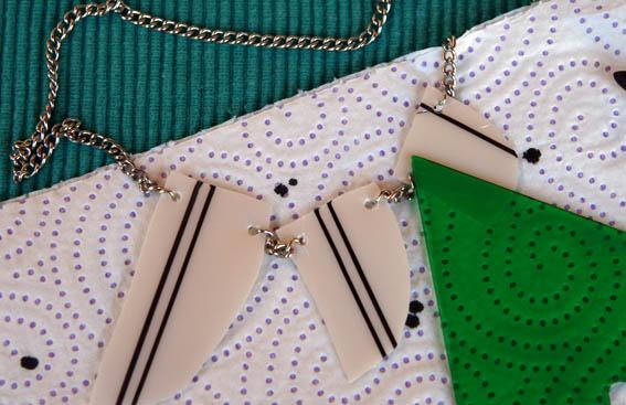 collar de plástico 22