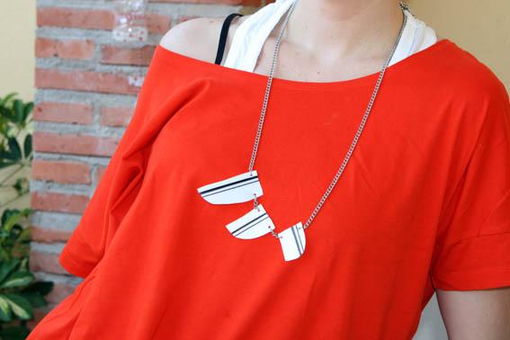 collar de plástico 9