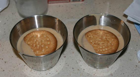 flan de galletas y dulce de leche 21