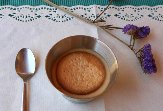 flan de galletas y dulce de leche 38