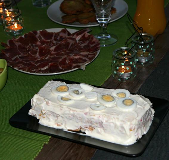 pastel vegetal 10