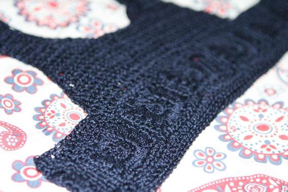 Vestido cuerpo crochet 2