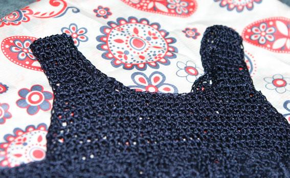Vestido cuerpo crochet 3