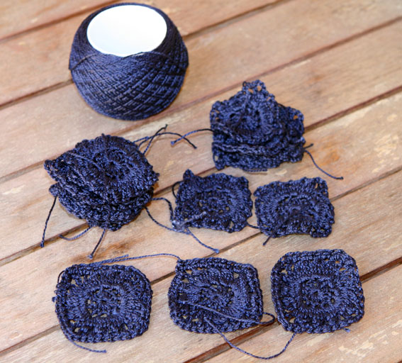 Vestido cuerpo crochet 7