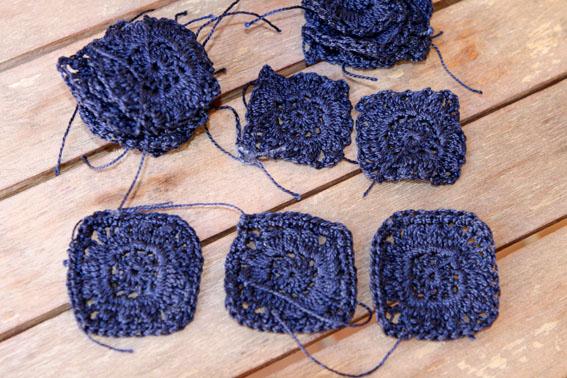 Vestido cuerpo crochet 9