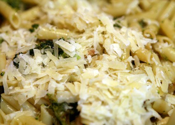 Macarrones con brócoli 24