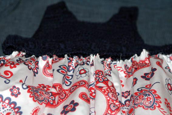 Vestido cuerpo crochet 15